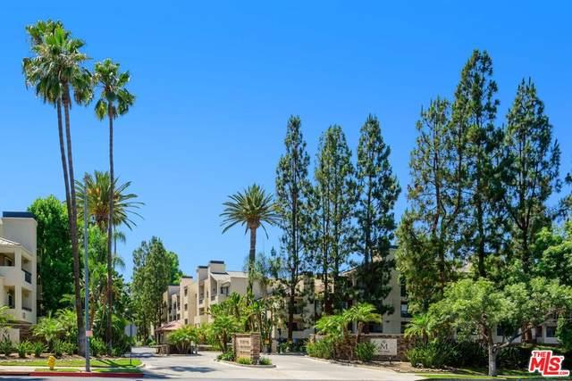 5550 Owensmouth Avenue #107, Woodland Hills, CA 91367 (#21763382) :: Steele Canyon Realty