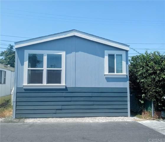 7337 Ethel Ave #11, North Hollywood, CA 91605 (MLS #SR21160262) :: CARLILE Realty & Lending