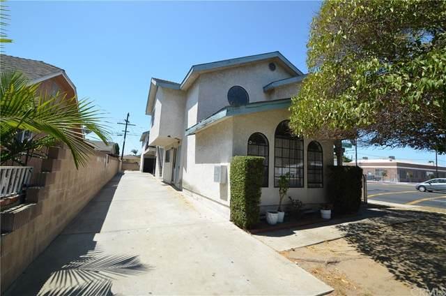 1350 W 162nd Street, Gardena, CA 90247 (#SB21154916) :: Realty ONE Group Empire
