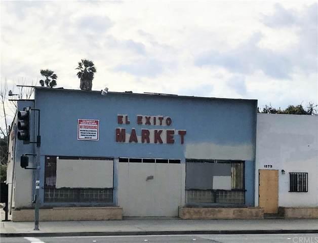 1091 S Garey Avenue, Pomona, CA 91766 (#WS21160310) :: RE/MAX Masters