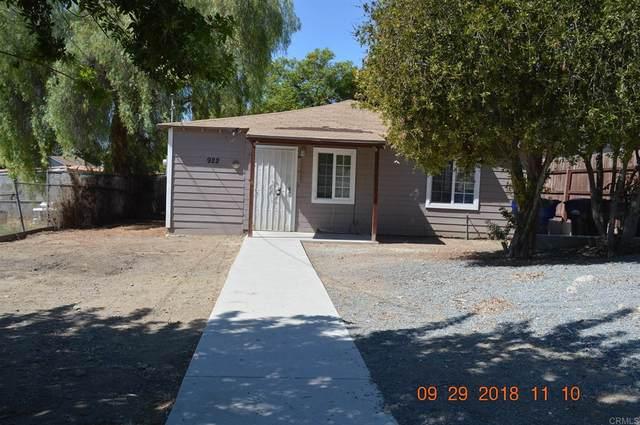 920 922 63rd Street, San Diego, CA 92114 (#PTP2105123) :: Robyn Icenhower & Associates