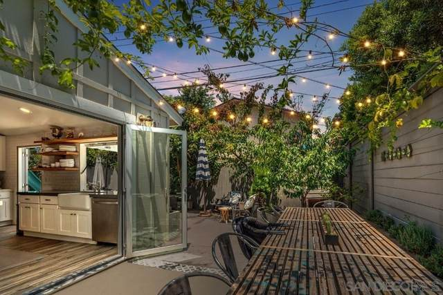 544 Palomar, La Jolla, CA 92037 (#210020577) :: Robyn Icenhower & Associates