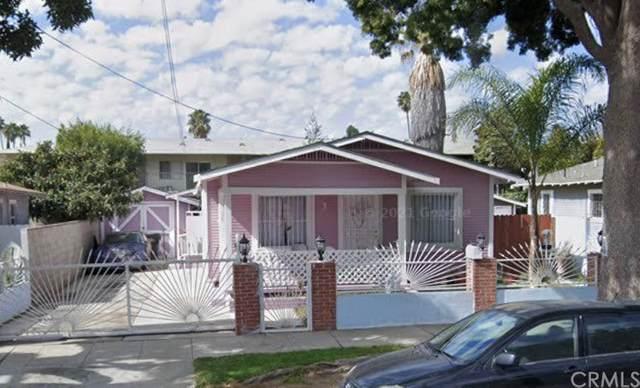 115 N Inglewood Avenue, Inglewood, CA 90301 (#PW21160333) :: Mark Nazzal Real Estate Group