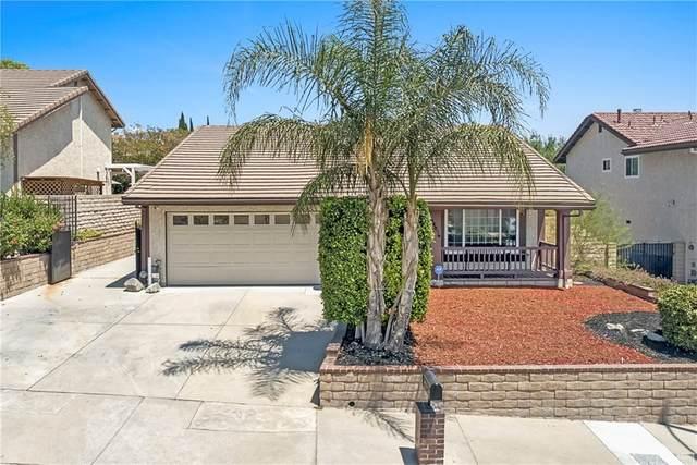 16076 Filbert Street, Sylmar, CA 91342 (#SR21160012) :: Robyn Icenhower & Associates
