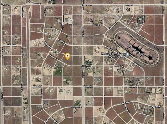 0 Vac/ B6 Kargat Nog /Vic 257 St, Fairmont, CA 93536 (#SR21160337) :: Jett Real Estate Group