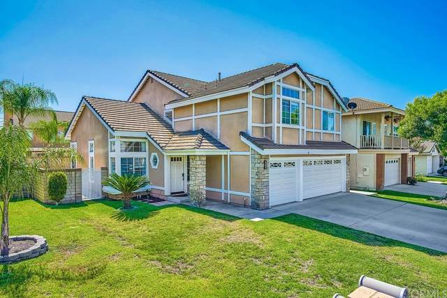 13069 Baltimore Court, Chino, CA 91710 (#OC21154015) :: The Marelly Group | Sentry Residential