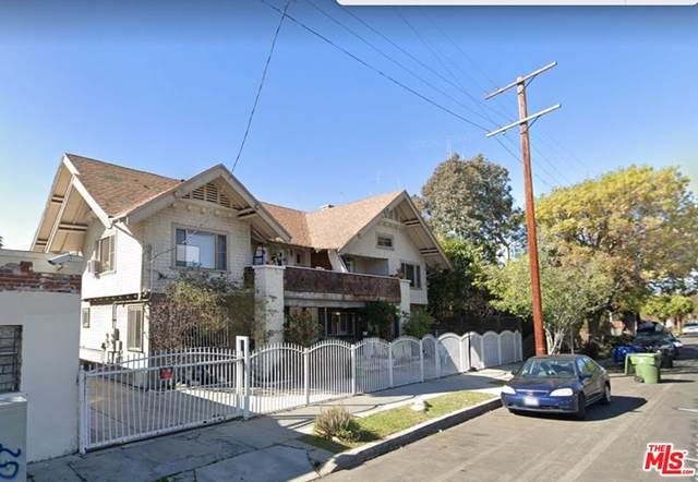 1821 S Ardmore Avenue, Los Angeles (City), CA 90006 (#21763890) :: The Marelly Group   Sentry Residential