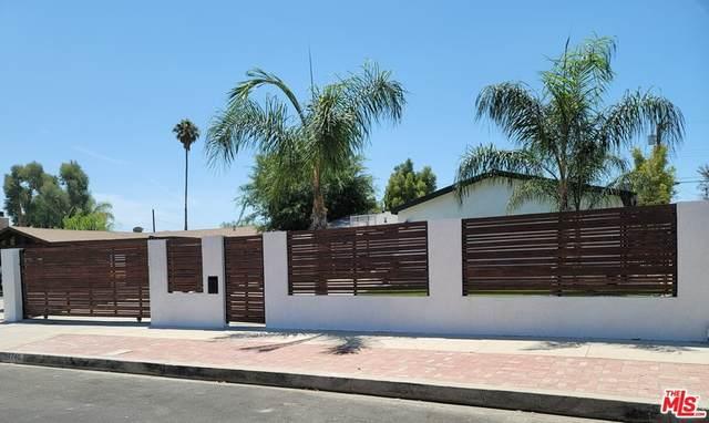 16740 Vintage Street, Granada Hills, CA 91343 (#21763778) :: Robyn Icenhower & Associates