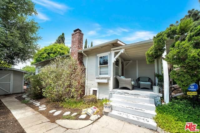 3932 Tracy Street, Los Angeles (City), CA 90027 (#21763860) :: The Kohler Group