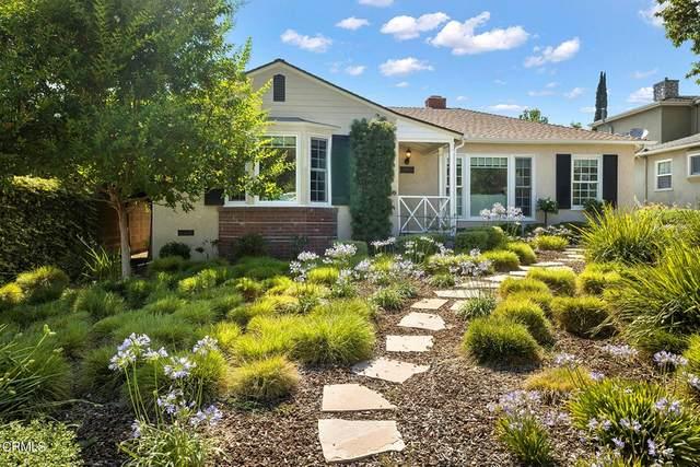 4813 Crown Avenue, La Canada Flintridge, CA 91011 (#P1-5832) :: The Marelly Group   Sentry Residential