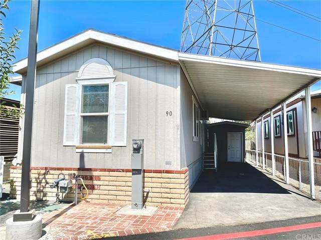 8723 Artesia #90, Bellflower, CA 90706 (MLS #PW21159305) :: CARLILE Realty & Lending