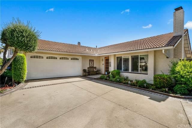 1537 Fairwood Way, Upland, CA 91786 (#CV21160355) :: Latrice Deluna Homes