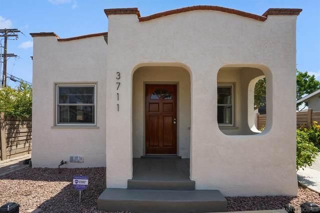 3711 Meade Ave, San Diego, CA 92116 (#210020581) :: Latrice Deluna Homes