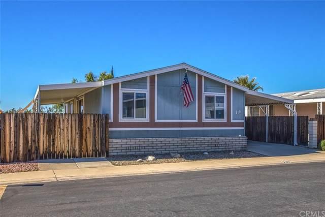 1721 E Colton Avenue #118, Redlands, CA 92374 (#EV21160401) :: The Miller Group