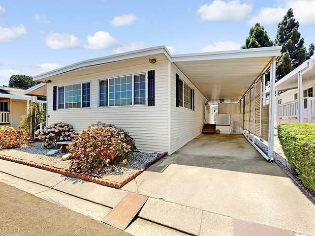 3395 S Higuera Street #63, San Luis Obispo, CA 93401 (#SC21160404) :: Eight Luxe Homes