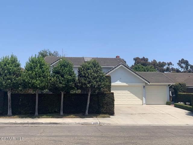 2426 Warbler Avenue, Ventura, CA 93003 (#221004008) :: The Laffins Real Estate Team