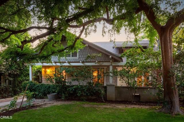 495 California Terrace, Pasadena, CA 91105 (#P1-5833) :: RE/MAX Masters