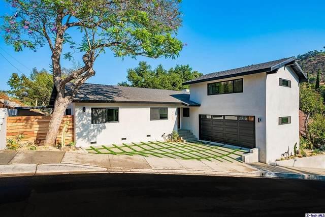 7745 Skyhill Drive, Studio City, CA 90068 (#320006984) :: The Kohler Group