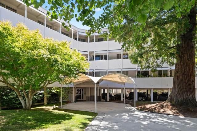 1515 Arc Way #105, Burlingame, CA 94010 (#ML81852988) :: Latrice Deluna Homes