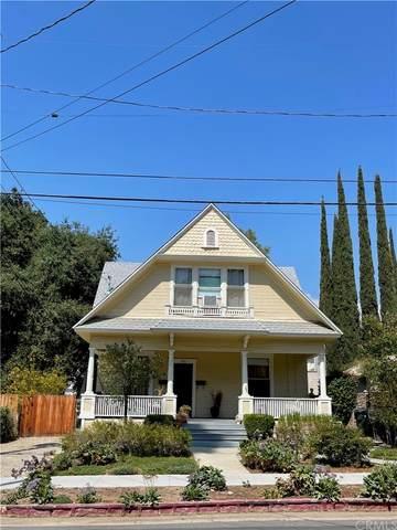 185 S Eureka Street, Redlands, CA 92373 (#EV21159946) :: The Miller Group