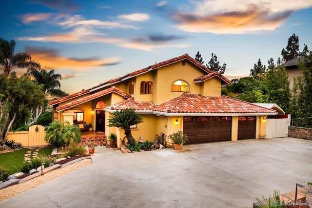 8679 Butte St, La Mesa, CA 91941 (#210020592) :: Jett Real Estate Group