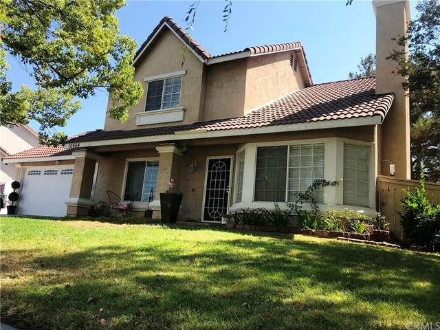10664 Hill Grass Drive, Moreno Valley, CA 92557 (#IV21160444) :: The Miller Group