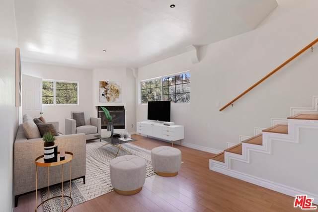 8968 Wonderland Avenue, Los Angeles (City), CA 90046 (#21763380) :: Twiss Realty