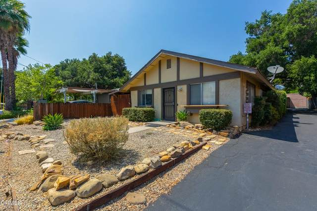214 E Eucalyptus Street, Ojai, CA 93023 (#V1-7280) :: The Marelly Group   Sentry Residential