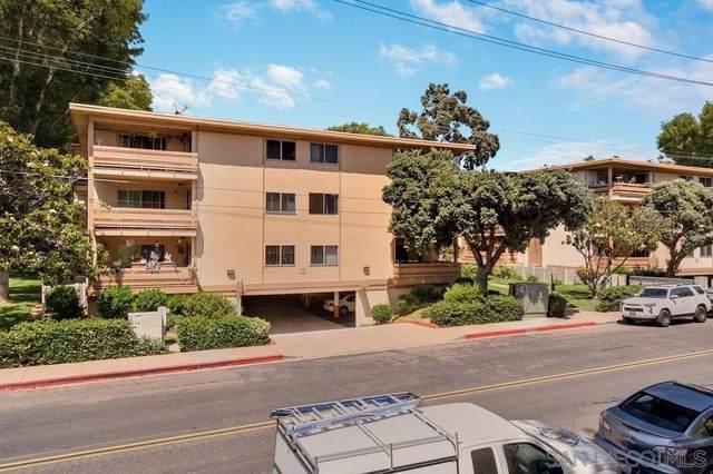 4012 Valeta St #288, San Diego, CA 92110 (#210020597) :: Latrice Deluna Homes