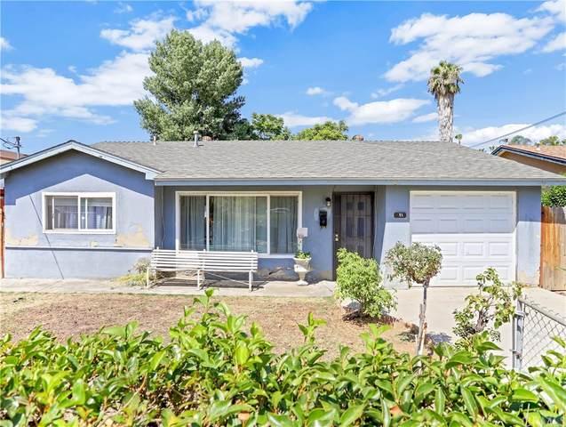 803 Gamble Street, Escondido, CA 92026 (#PW21159972) :: Mark Nazzal Real Estate Group