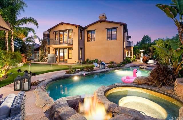11 Hidden, Newport Coast, CA 92657 (#OC21159890) :: The Laffins Real Estate Team