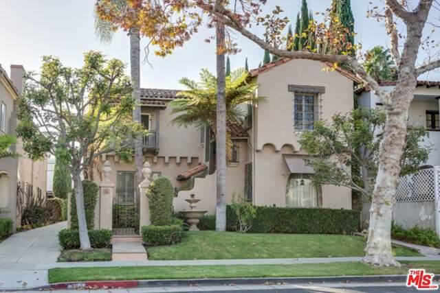 163 N Arnaz Drive, Beverly Hills, CA 90211 (#21763360) :: The Miller Group