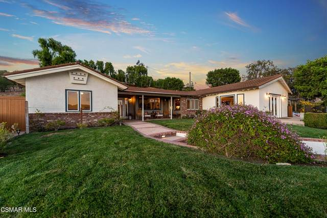1901 E Hillcrest Drive, Thousand Oaks, CA 91362 (#221004012) :: The Marelly Group | Sentry Residential