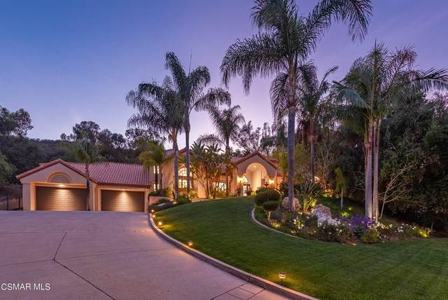 1523 Pathfinder Avenue, Westlake Village, CA 91362 (#221004013) :: The Marelly Group | Sentry Residential
