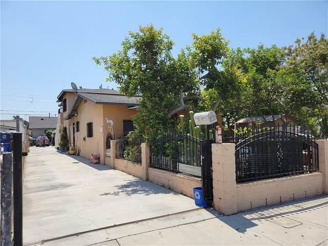 1010 Clela Avenue, East Los Angeles, CA 90022 (#WS21160454) :: Jett Real Estate Group