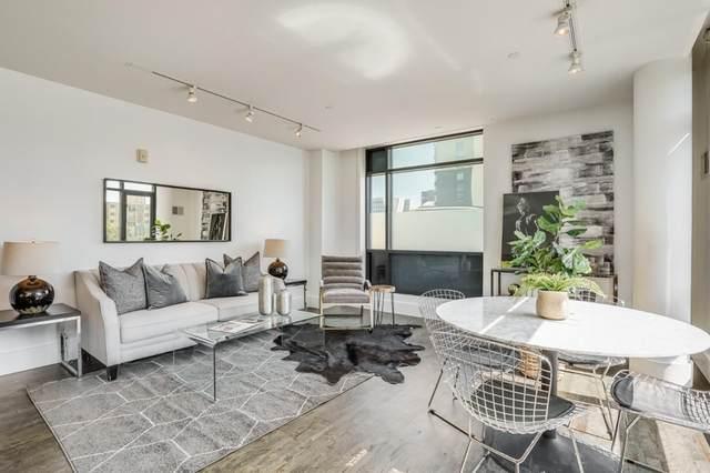 818 Van Ness Avenue #406, San Francisco, CA 94109 (#ML81852023) :: Jett Real Estate Group