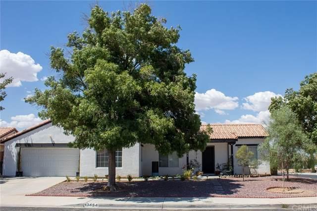 13454 Desert Primrose Lane, Victorville, CA 92392 (#EV21160217) :: The Marelly Group | Sentry Residential