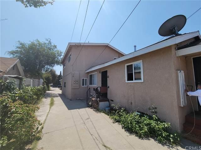 945 S Ferris Avenue, East Los Angeles, CA 90022 (#WS21160434) :: Jett Real Estate Group