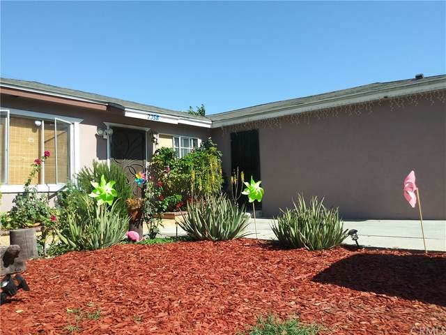 2358 E El Segundo Boulevard, Compton, CA 90222 (#RS21160509) :: Realty ONE Group Empire