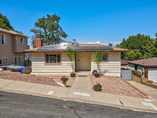 8044 El Capitan Drive, La Mesa, CA 91942 (#PTP2105131) :: Cochren Realty Team | KW the Lakes