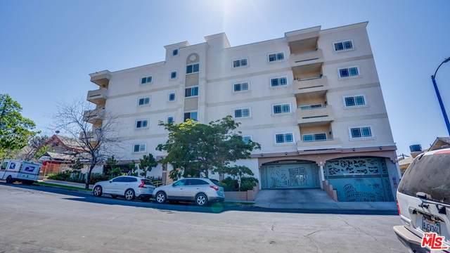 1043 S Kenmore Avenue #206, Los Angeles (City), CA 90006 (#21763976) :: RE/MAX Masters