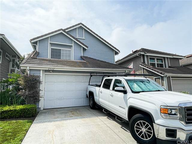 2432 Avenida Mastil #102, San Clemente, CA 92673 (#SW21160517) :: Berkshire Hathaway HomeServices California Properties