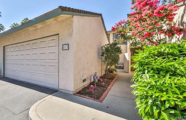813 E Ponderosa Drive, Azusa, CA 91702 (#CV21158344) :: Mark Nazzal Real Estate Group