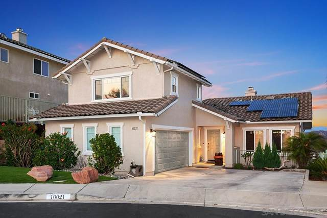 10021 Destiny Mountain Ct, Spring Valley, CA 91978 (#210020605) :: Doherty Real Estate Group