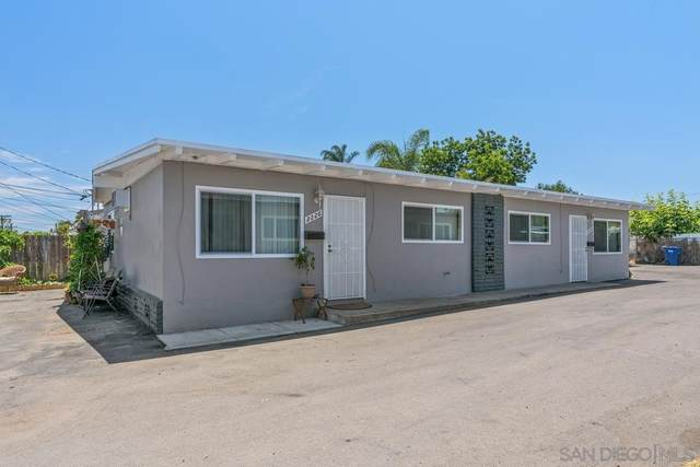 2226 2228 Alton Place, Lemon Grove, CA 91945 (#210020606) :: Robyn Icenhower & Associates