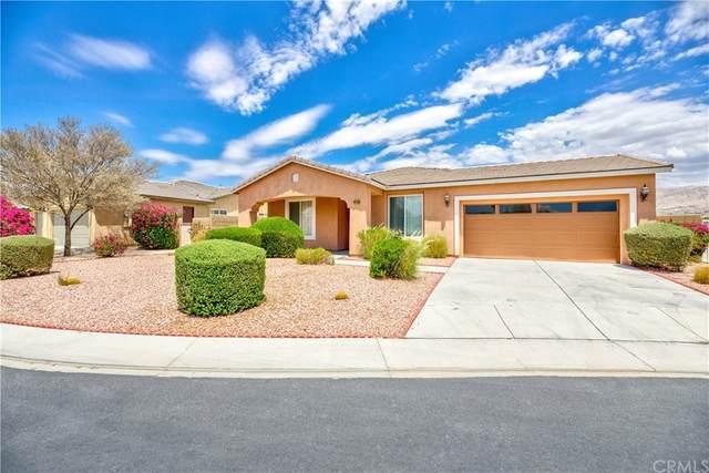66988 Joshua Court, Desert Hot Springs, CA 92240 (#TR21158486) :: The Kohler Group