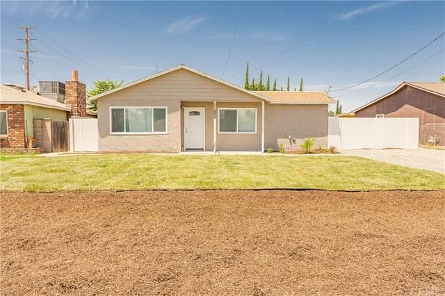 11292 Cactus Avenue, Bloomington, CA 92316 (#CV21160545) :: The Kohler Group