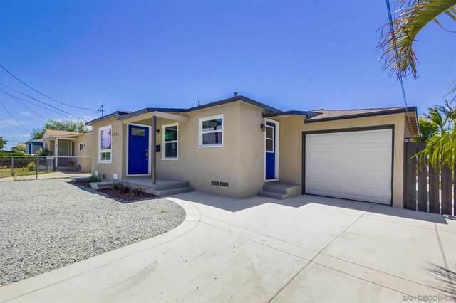 2142 Glencoe Dr, Lemon Grove, CA 91945 (#210020608) :: Robyn Icenhower & Associates
