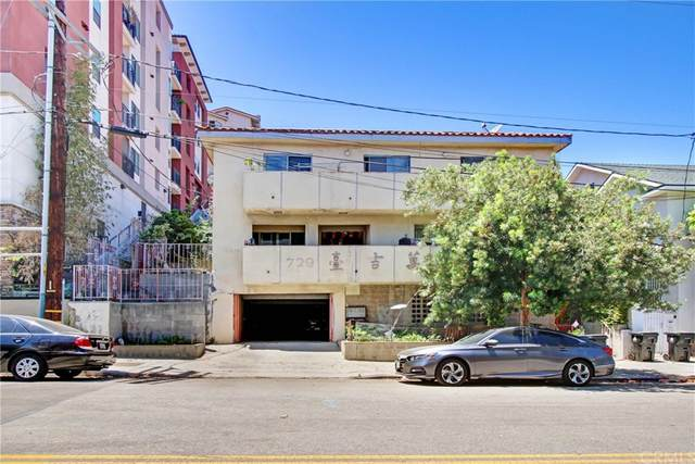 729 Yale Street, Los Angeles (City), CA 90012 (#AR21154455) :: Doherty Real Estate Group
