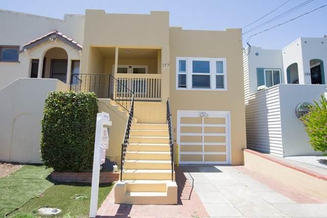 177 Acacia Avenue, San Bruno, CA 94066 (#ML81853778) :: Jett Real Estate Group